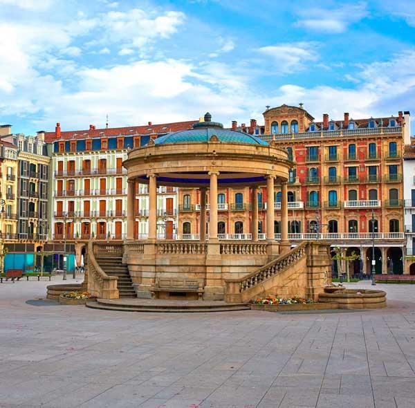 Cómo llegar a Pamplona