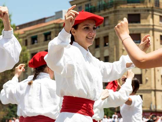 Costumbres de San Fermín
