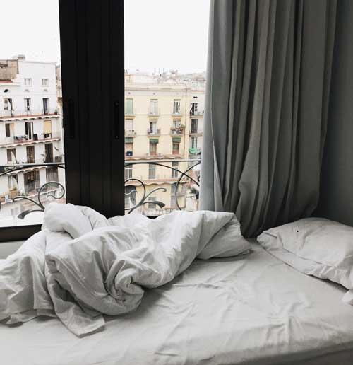 Dormir en Pamplona